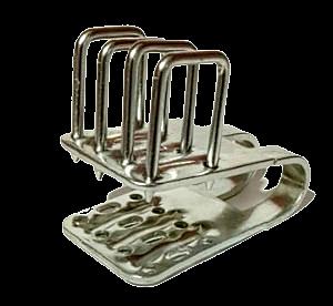 Шарнирные соединители УМ для стыковки транспортерной ленты