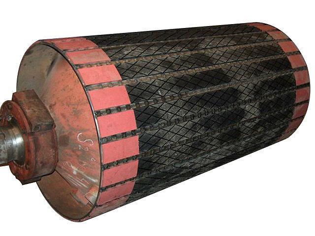 Футеровка SLIDE-LAG® с накладками BOR