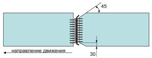 Шарнирное соединение К27