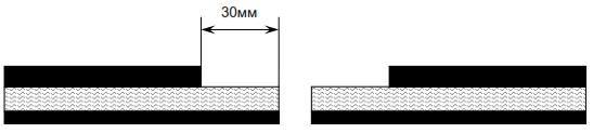 Подготовка конвейерной ленты к стыковке соединителями К27