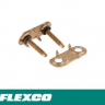 Замки для ленты 140CE Flexco® Bolt Solid Plate 140 Everdur®