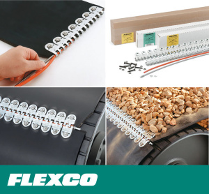 550 Flexco® Bolt Hinged
