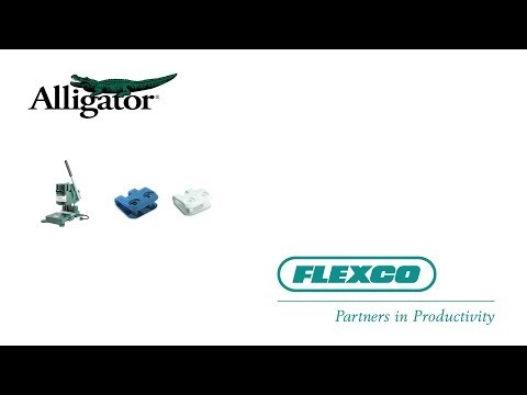 Alligator® Plastic Rivet APF100W белый Видео